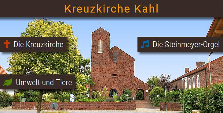 Die Kreuzkirche erleben