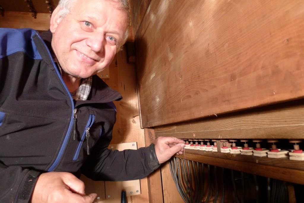 Orgelbauer Töpfer