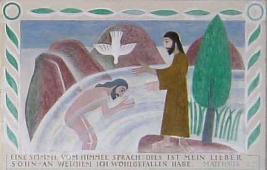 Taufe - bereits verkauft